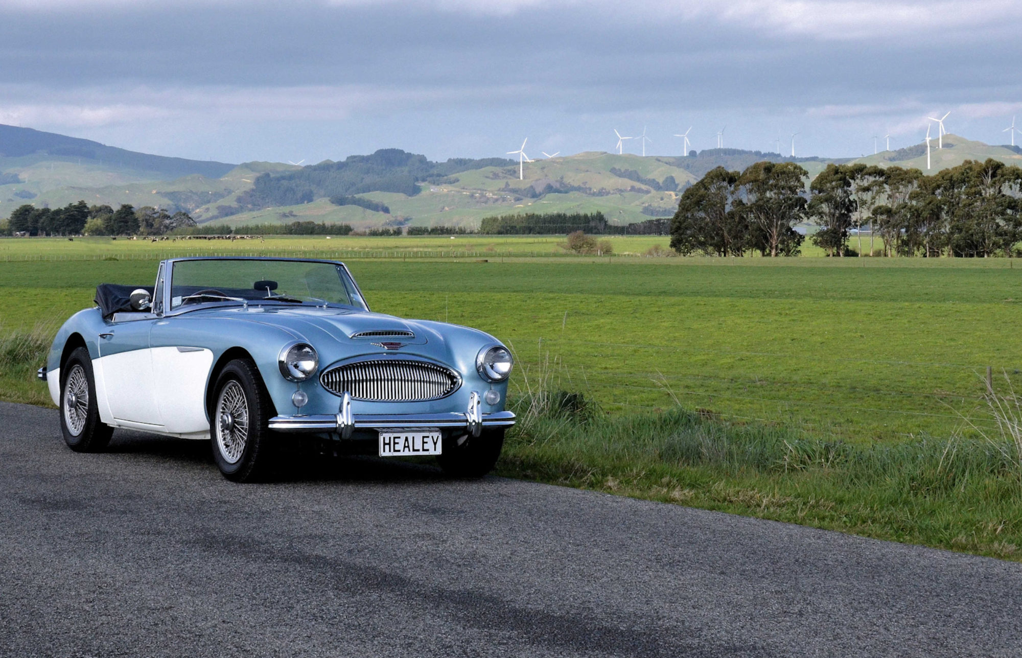 AUSTIN-HEALEY CAR CLUB OF NEW ZEALAND Inc